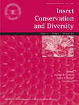 Cover Insect Conservation and Diversity 2019