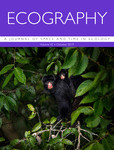 Cover Ecography, Volume 42, Issue 10