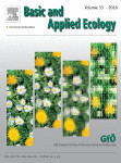 Cover Basic and Applied Ecology